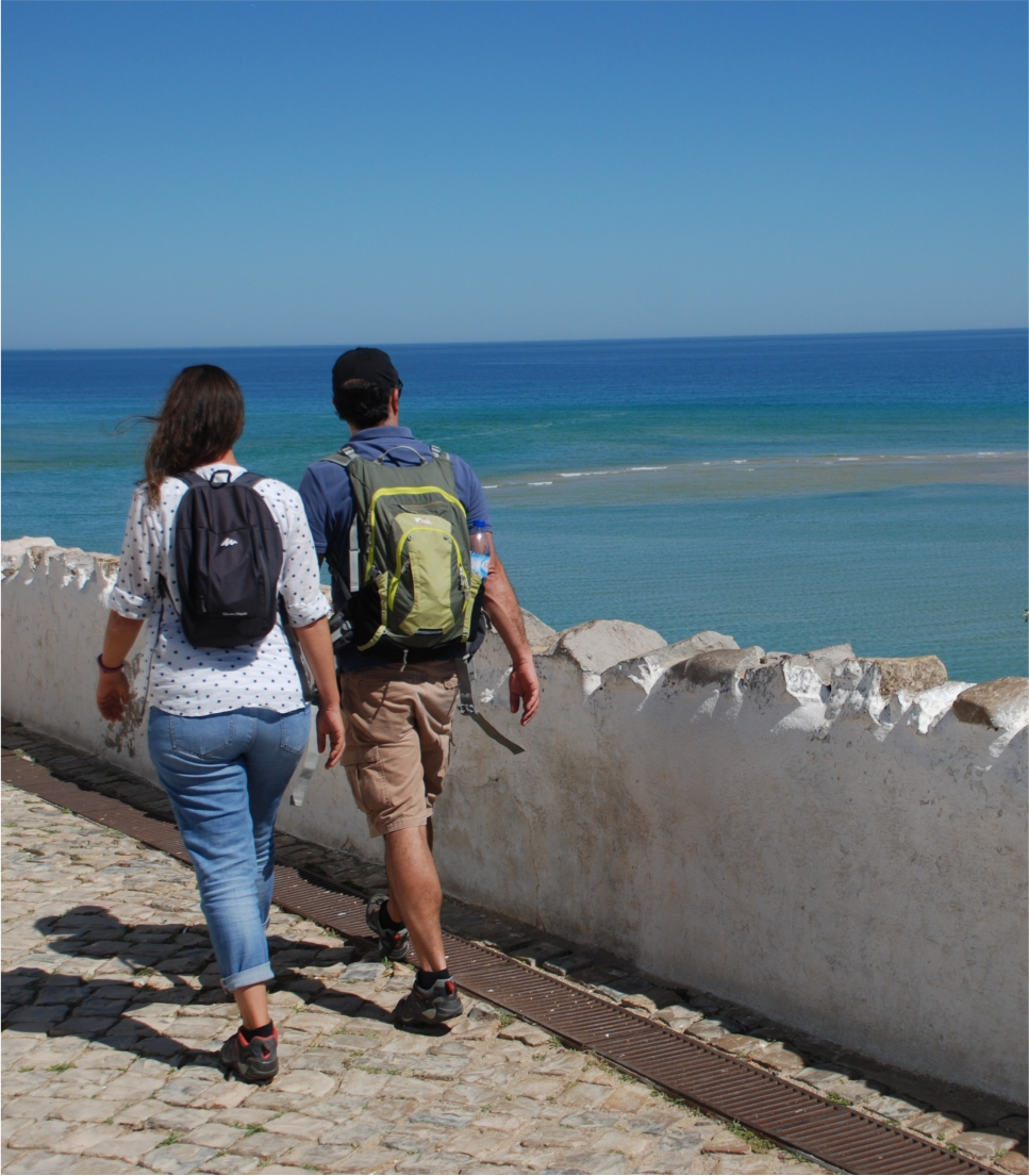 Walking The East Algarve