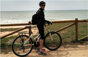 Cycling in the East Algarve
