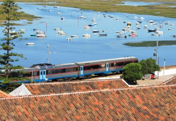 Train Tour South of Portugal