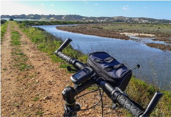 Self-Guided Cycle Algarve